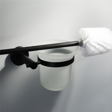 Bathroom Accessories Stainless Steel Toilet Brush Holder