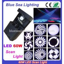 60w Светодиодная подсветка для дискотек dj lights