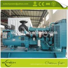 Fabrikpreis 275Kva elektrischer Generator, angetrieben durch CUMMINS NT855-GA Motor