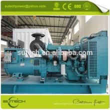Factory price 275Kva electric generator, powered by Cummins NT855-GA engine