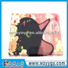 2013 chique decalques impressão plástica com tampa para crianças