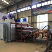 Wood Veneer Drying for Plywood Production Line