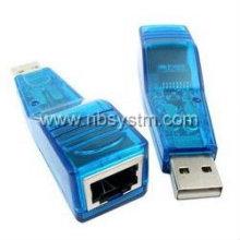 USB 2.0 USB USB USB para tomada RJ45, suporte para ganhar 7