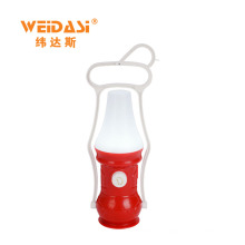LED rechargeable portable candle holder hurricane rechargeable lantern
