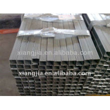 Section creuse d'acier inoxydable / tuyau carré d'usine fiable