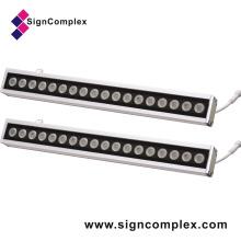 Barre lumineuse colorée d'Edsion LED de 15W / 22W / 27W / 45W 1m LED avec du CE RoHS