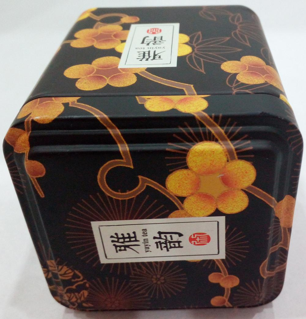Custom Metal Tin Box Spice containere