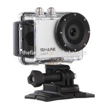 iShare S600W WiFi Action Sport Camera FHD 1080P 30M Waterproof Helmet Sport Video Camera Mini underwater camera