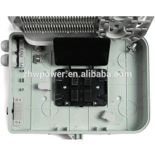 16-портовый оптоволоконный распределительный блок / оптовый дешевый оптический локон для сращивания для odf