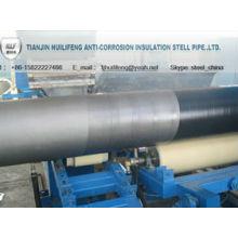 DIN 30670 /ANSI/AWWA Coating steel pipe