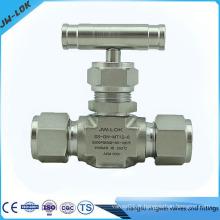 Soupape à gaz double pression à haute pression