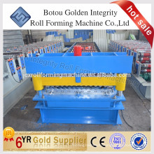 Pass CE and ISO Automatic Control Roll Forming Machine