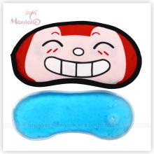 Gel Ice Eye Mask 10*30cm (polyster pongee)