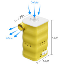 High Volume Pump Inflate for Inflatable Bed