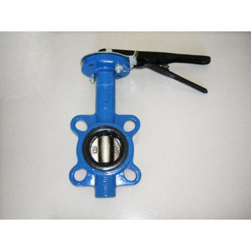 BS5155 Butterfly Valve
