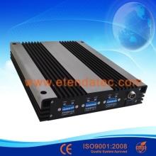 Industrial 30dBm CDMA Dcs WCDMA Repetidor / RF Amplificador de sinal móvel