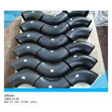 Carbon Steel Pipe Fitting Seamless Elbow