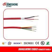 0.5mm 2 Cores / 3 Core Cable de alimentación de múltiples núcleos Fabricante