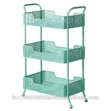 Storage Solution's Metal Trolley