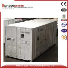 Kanpor 1000kw 1250kVA 1MW Dual Fuel Power Generator Set