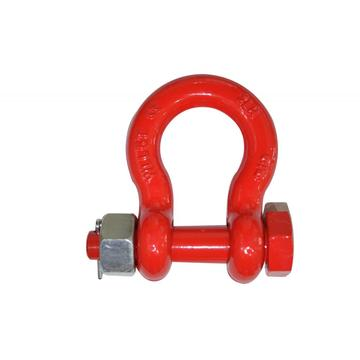 G8 BOLT TYPE IN LEGA BOW SHACKLE