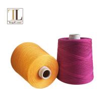 Topline new blend cotton COOLMAX polyester yarn