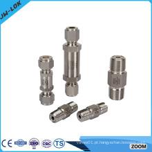 Válvula de retenção modular de alta pressão feita na China