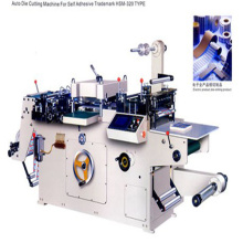 Auto Die Cutting Machine for Self Adhesive Label