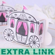 White card FSC manufacture car shape creative gift candy box