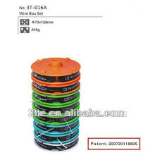 Ensemble de fil en nylon pour cadres de lunettes