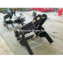 Front Linkage hitch used liking of tractor implements tractor front linkage/front linkage with double steering cylinder steering