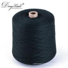 Chine En gros super encombrant 21 à 23 Micron Cachemire laine mérinos mélangé fil à tricoter