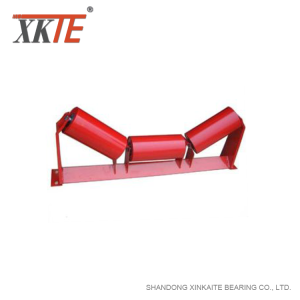 Mining Conveyor Troughing idler Spare Parts