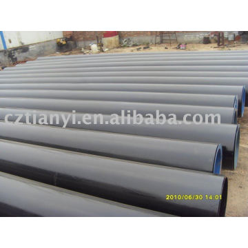 supply JIS G3456 seamless carbon steel pipes