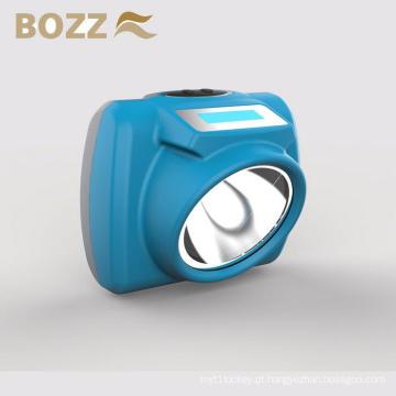 Lâmpada mineira de venda HOT NEW-KL6 com display LED, carregador USB impermeável lâmpada mineira led CE ATEX