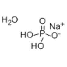 Monohydrate Monobasic CAS 10049-21-5 do fosfato de sódio
