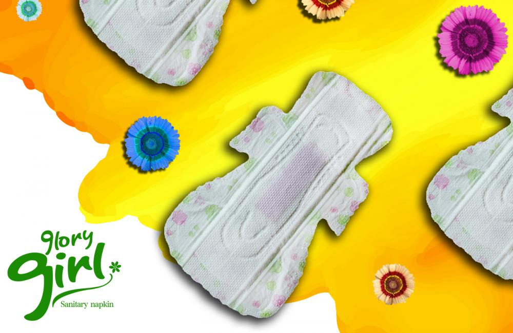 herbal sanitary pads