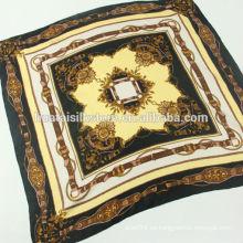 Bufanda de seda de moda tienda en línea en china
