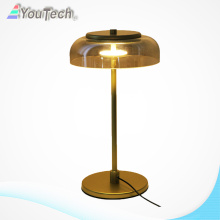 Revivalist de couleur cuivre lampe de table led 8w