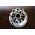 CNC máquina de aleación de aluminio piezas de fundición de piezas de la máquina