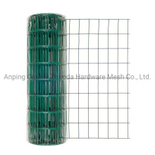 Amazon Ebay′s Choice Mesh 50X75mm Wire 2.5mm PVC Coated Garden Wire Fencing (GWF)