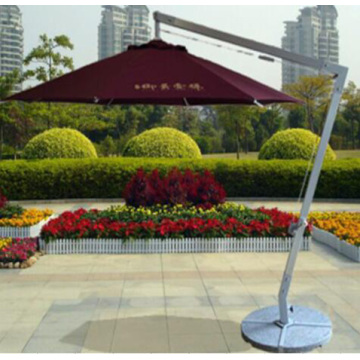 Marble base Sun Umbrella