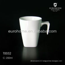 Porcelain Mug with Spoon, Promotional Coffee Mug Spoon & Ceramic Spooner Mug
