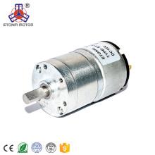 Motorreductor de 32 mm micro 12v dc para cubierta de asiento de inodoro automático