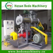 China Reasonable price industrial wet type floating fish feed extruder for fish farming 008618137673245