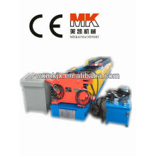 Steel Corrugated Downspout Pipe Making Machine