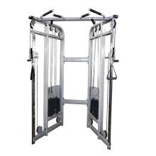 Equipo de gimnasio para doble polea ajustable (FM-1001)