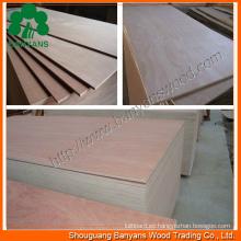 2015 ventas calientes mejor calidad comercial madera contrachapada
