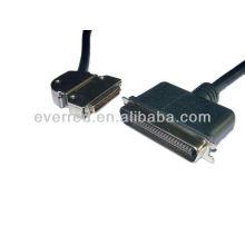 CEN 50Pin a ángulo SCSI 50Pin Cable (ERC365)