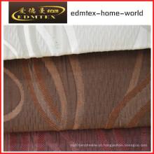 Poliéster tecido sofá jacquard EDM1041